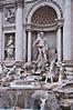 Fontana di Trevi, Rome, Italy 1762