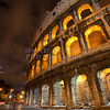 Colliseum Night View