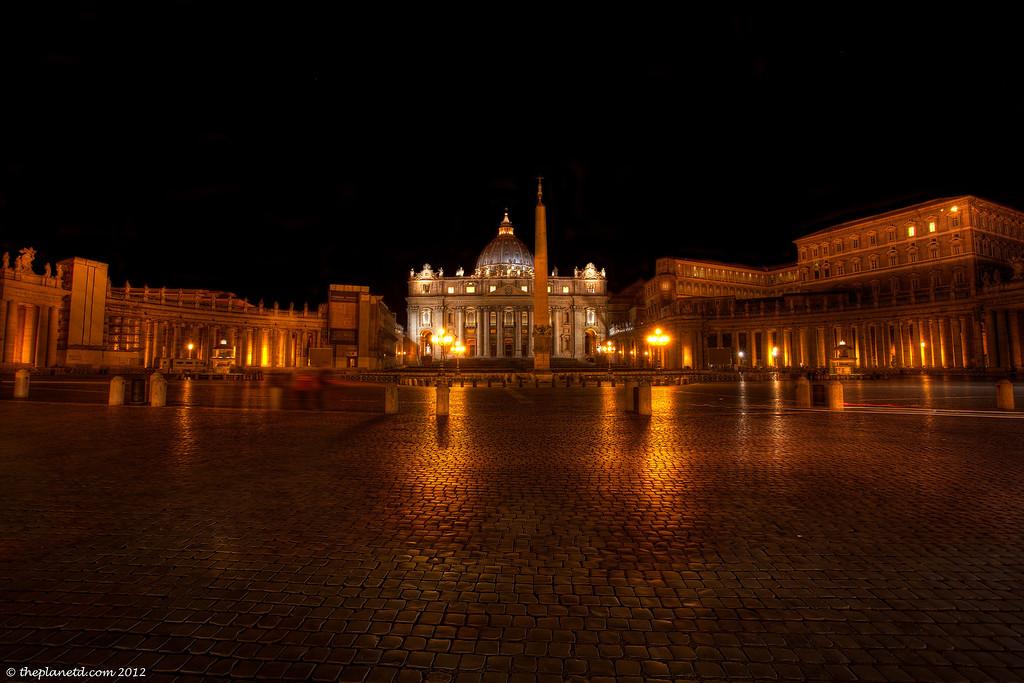 Saint-peters-basilica-vatican-rome