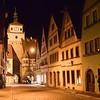 Rothenburg by night