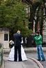 Walking around St. Petersburg we saw brdes everywhere we looked.  Marriage is big in St. P.