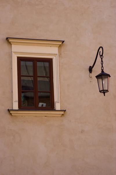 In Krakow's Vavel castle.