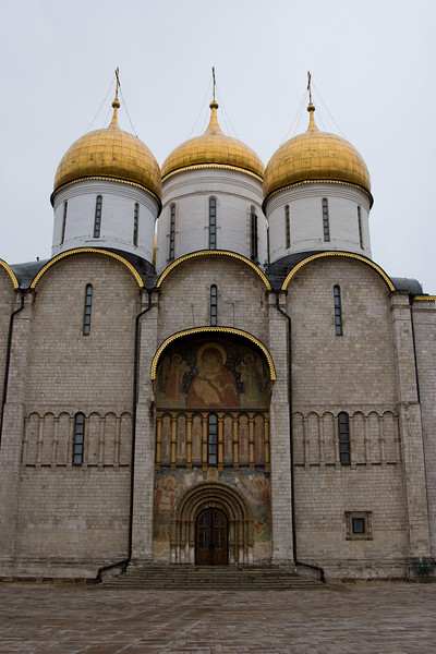 Cathedral of the Assumption in the Kremlin