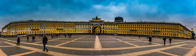 General staff building, Winter Palace