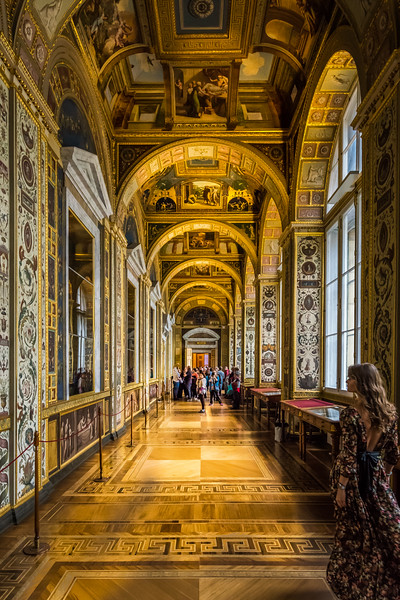 Grand passage wsy, The State Hermitage