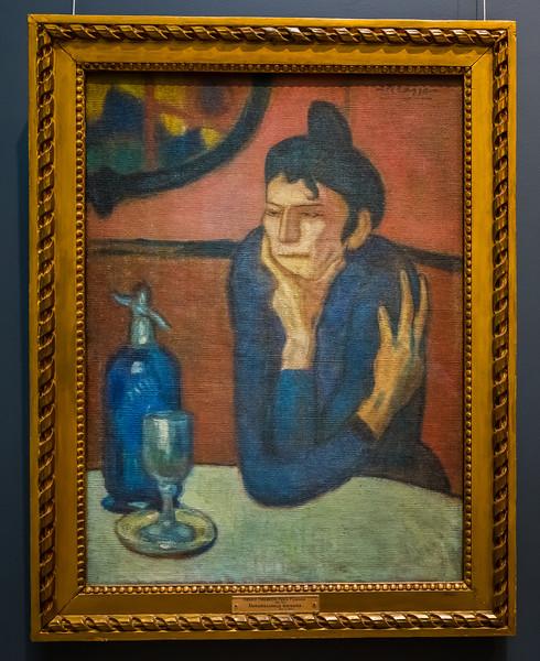 Pablo Picasso circa 1901