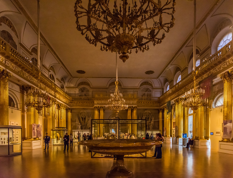 The Grand Hall, State Hermitage