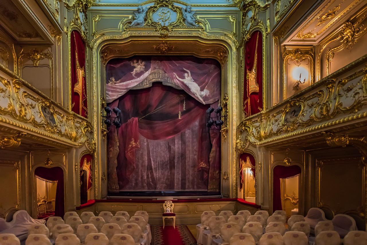 Palace Theatre - Yusupov Palace