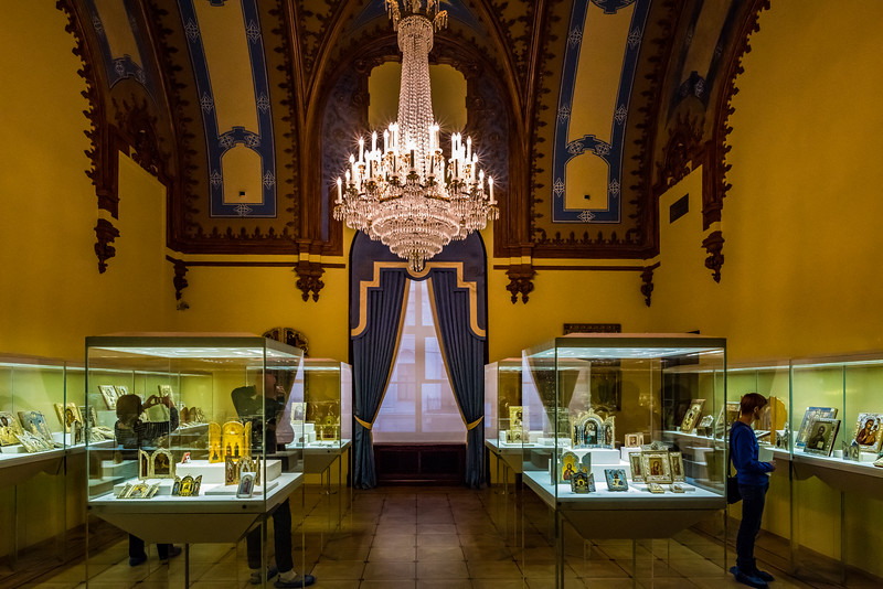 Faberge display