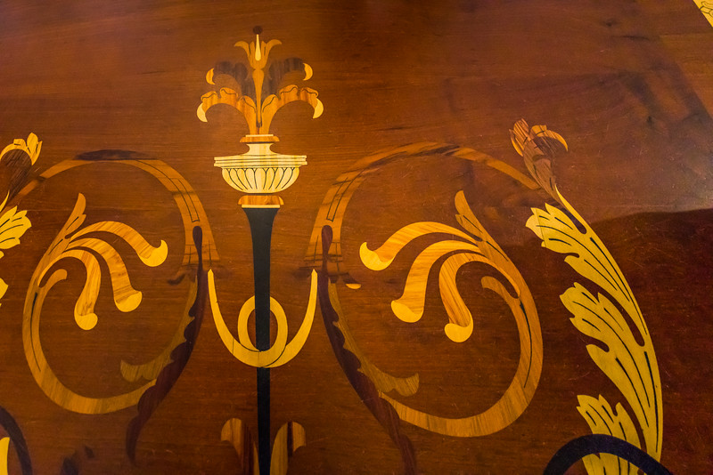 Inlaid wood floors, Hermitage Museum