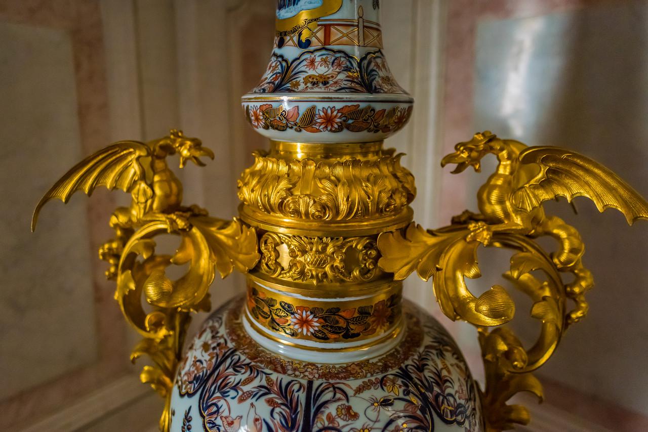 Vase at Yusupov Palace