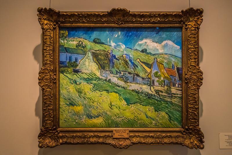 Vincent Van Gogh circa 1890