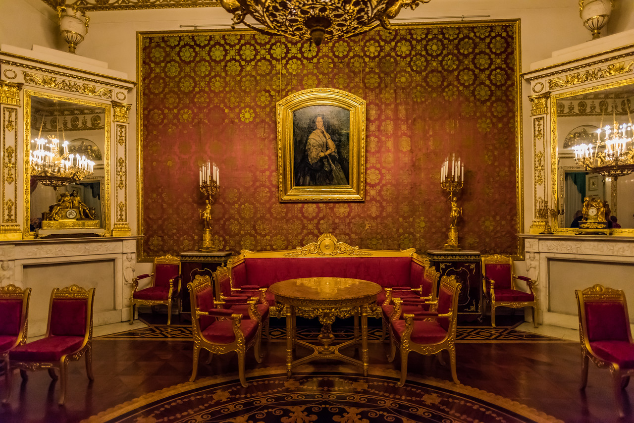 State room, Yusupov Palace