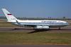 RA-96010 Ilyushin IL-96-300 c/n 74393201007 Dusseldorf/EDDL/DUS 12-04-03 (35mm slide)