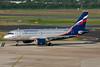 VP-BWG Airbus A319-111 c/n 2093 Dusseldorf/EDDL/DUS 24-08-08