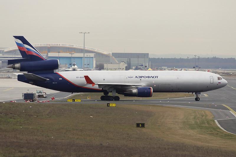 VP-BDR McDonnell Douglas MD-11F c/n 48503 Frankfurt/EDDF/FRA 14-04-13