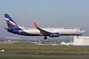 VP-BON Boeing 737-8LJ c/n 41200 Brussels/EBBR/BRU 26-03-17