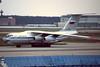 RA-76750 Ilyushin IL-76MD c/n 0083485561 Frankfurt/EDDF/FRA 09-04-95 (35mm slide)
