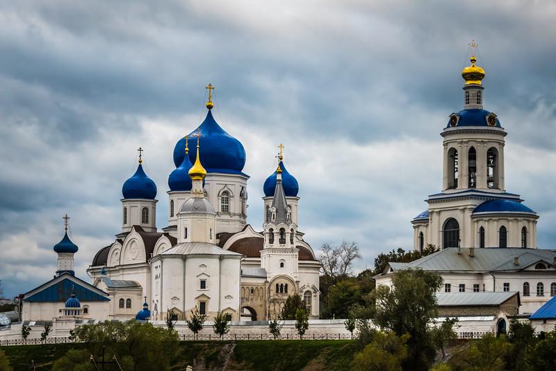 Svyato-Bogolyubskiy Monastry