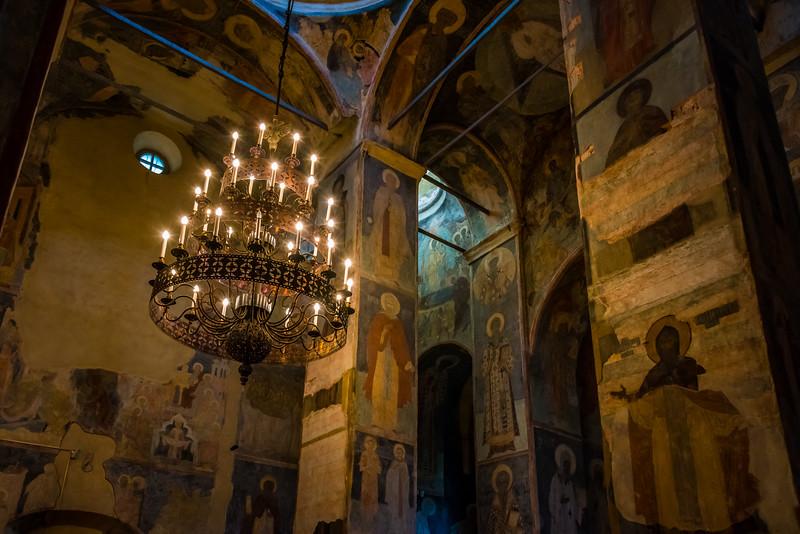 TRansfiguration Cathedral - Yaroslavl - circa ~1516