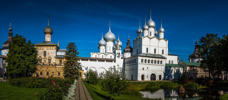 Rostov Kremlin Churches