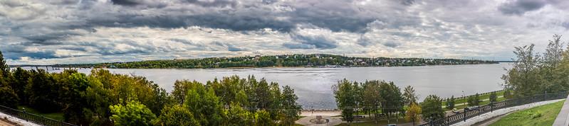 Volga River - Kostroma Russia