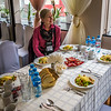 Lunch at Hotel Zarya in Vladimir