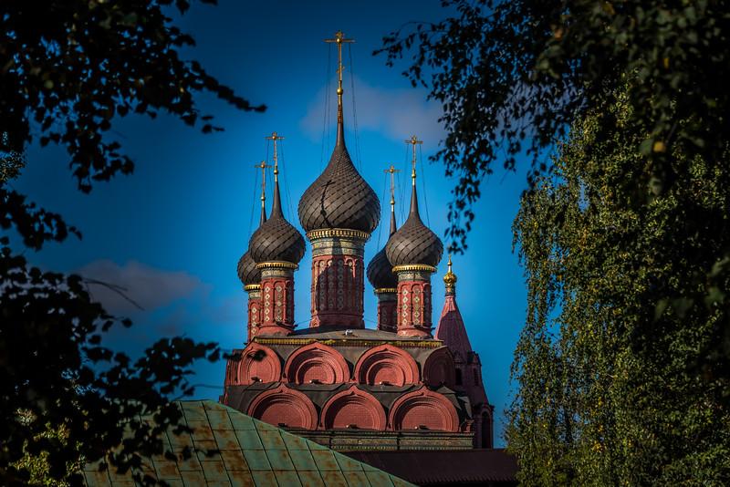 Epiphany Church - Tserkov Bogoyaveniya  - Yaroslavl circa ~1600s