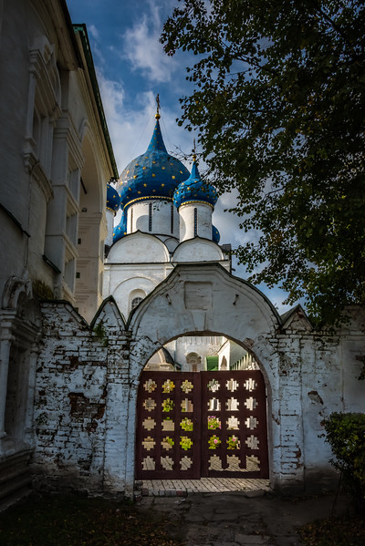 Nativity of the Virgin Cathedral - Suzdal