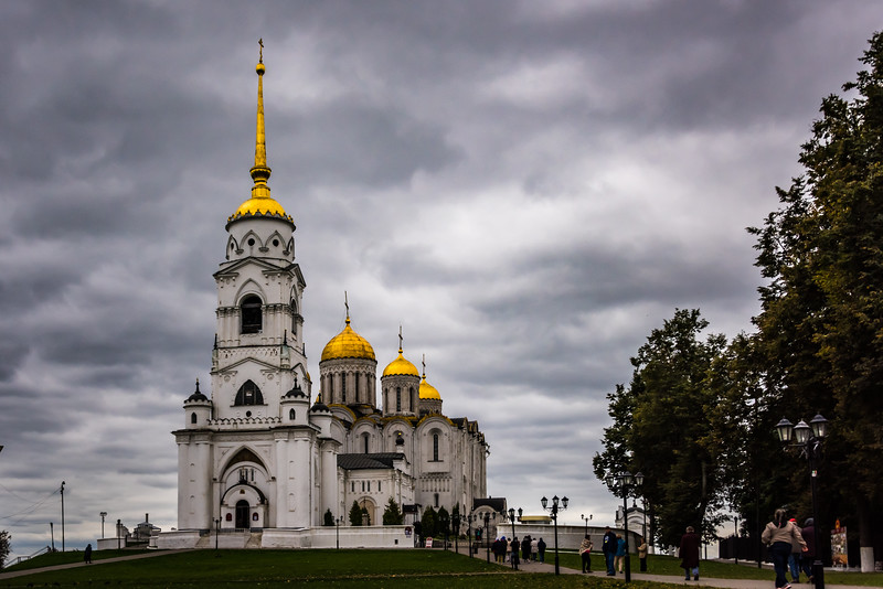 Cathedral of the Assumption, Vladimir  circa ~ 1160.