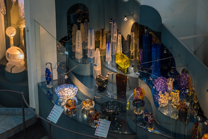 Crystal, Lacquer & Embroidery Museum, Vladimir