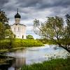 Church of the Intercession - circa 1100s --Bogolyubovo, Russia