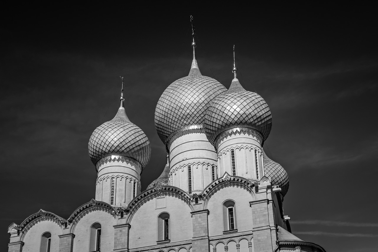 Church of trhe Resurrection Rostov