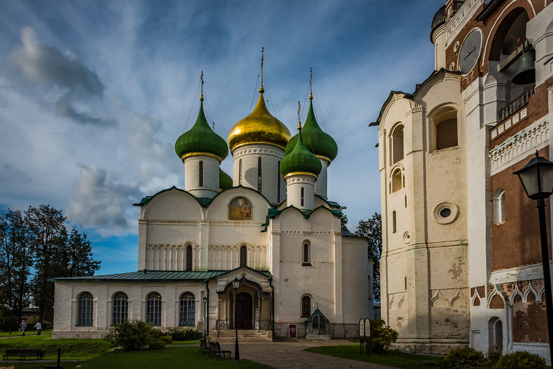Cathredral of the Transfiguration of the Saviour Suzdal - circa ~1590s
