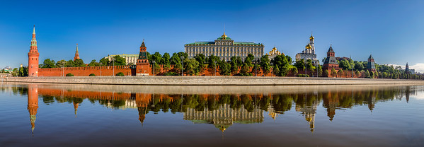 Kremlin Walls and Towers