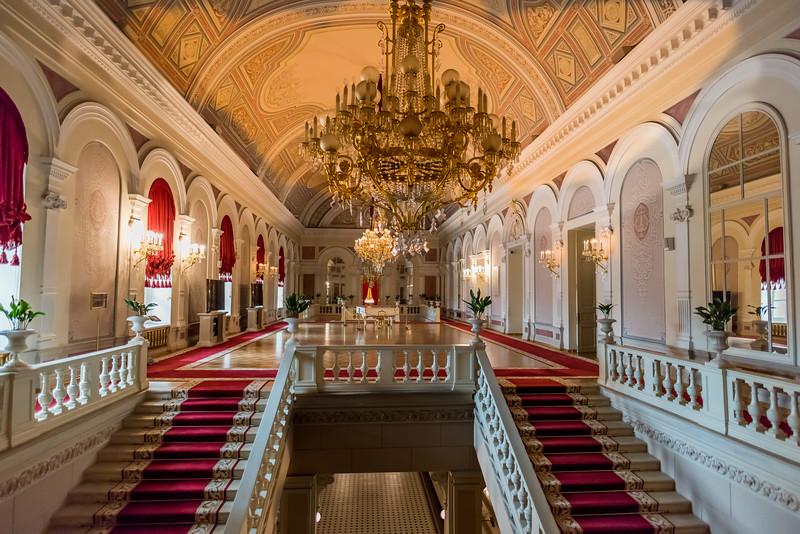 Main Hall - Bolshoi Theatre