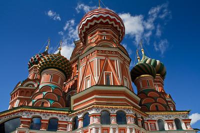 Saint Basil's Cathedral.