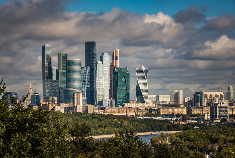 Moscow Commercial District