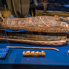 Coffin & Mummy of Hor-Kha - Circa ~500 BCE
