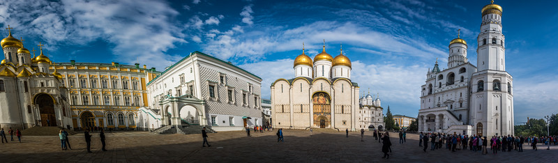 Cathedral Square in the Kremlin