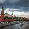 Grand Kremlin Palace & Walls