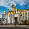 Cathedral of the Annuniciation in the Kremlin- circa ~ 1400s