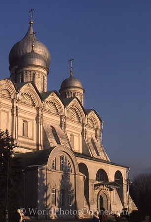 Moscow - Kremlin - Cathedral 2