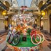 Bike Exhibit - GUM - State Department Store