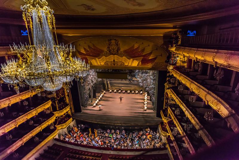 Main Stage - Bolshoi Theatre