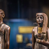 Priest & Priestess of the god Amun - Circa ~ 1400 BCE