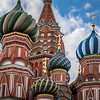 Onion Domes - St Basil's Cathedral