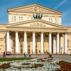 Bolshoi Theatre - Moscow - circa 1821