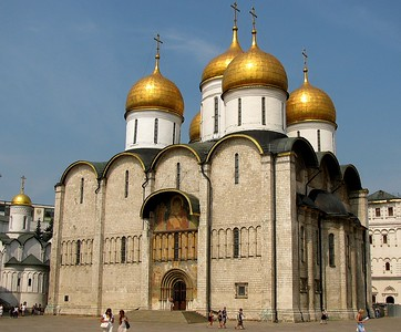 Cathedral of the Assumption in Kremlin