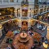 Fountain & Icecream GUM - Department Store